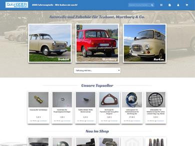 Danzer Autoteile Groß- und Einzelhandel