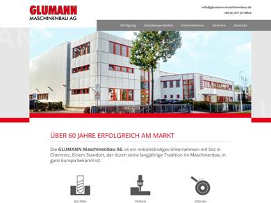 Glumann Maschinenbau AG