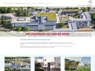 Krankenhaus Gesundheitsholding Erzgebirge GmbH