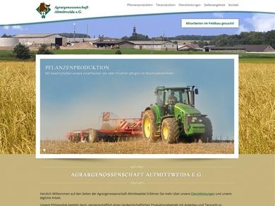 Agrargenossenschaft Altmittweida e.G.