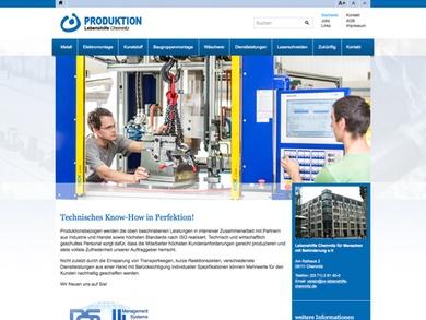 Lebenshilfe Chemnitz Produktion