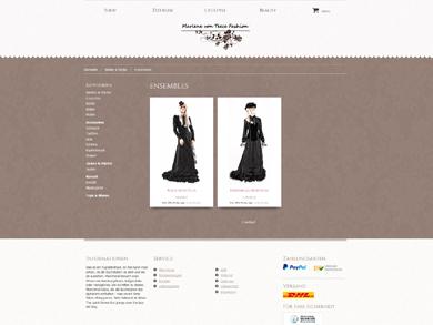Marlene von Teece Fashion