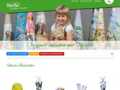 Nestler GmbH Onlineshop