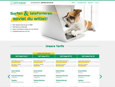 Sat-Kabel Online