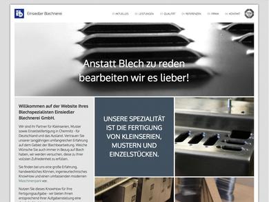 Einsiedler Blechnerei GmbH