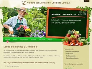 Verband der Kleingärtner Chemnitz Land e.V.