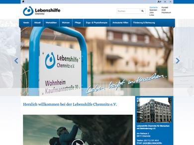 Lebenshilfe Chemnitz e.V.