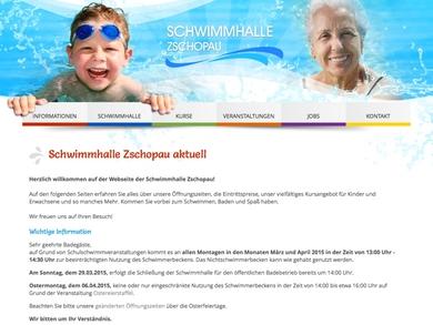 Schwimmhalle Zschopau