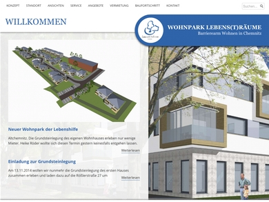 Wohnpark Lebens(t)räume GmbH