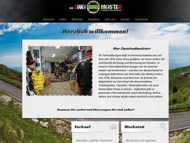 Der Zweiradmeister Chemnitz