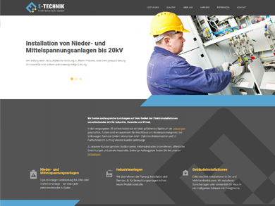 E-Technik Hartenstein GmbH