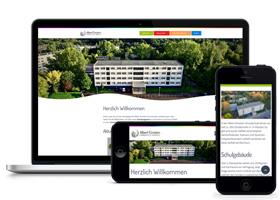 Neues Webdesign für die Albert-Einstein-Grundschule in Chemnitz
